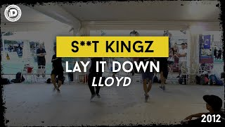 "S**t Kingz ""Lay It Down - Lloyd"" - IDanceCamp 2012 - Bounce Factory"