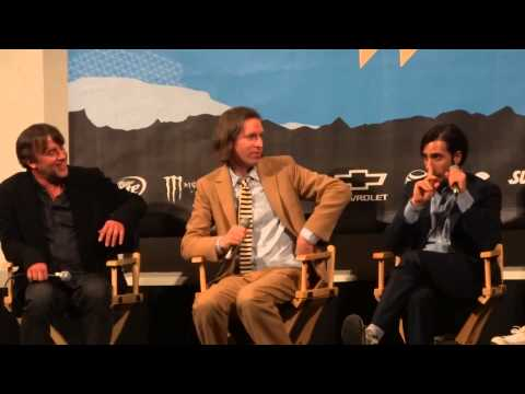 The Grand Budapest Hotel | SXSW 2014 Q&A