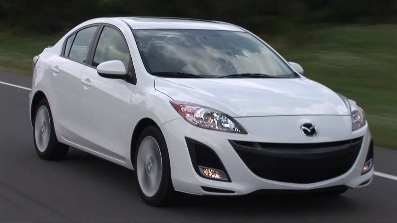 2010 Mazda MAZDA3 S 4-door Sport - Drive Time Review - YouTube
