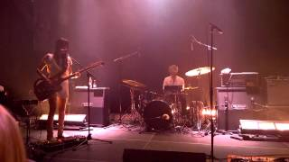 "Blonde Redhead - ""Love or Prison"" Live at Korjaamo, Helsinki March 20, 2015"