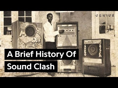 The History Of Sound Clash Culture