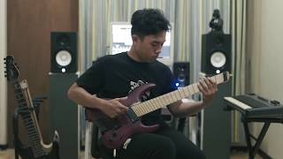 Animals As Leaders - The Woven Web (Full Guitar Cover)