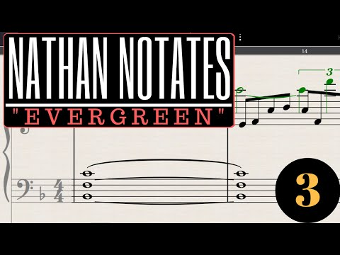 "Nathan Notates ""Evergreen"" #3 - Finally French Horns (OCRemix Project)"