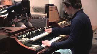 Hammond A100 (B3) leslie Boogie Woogie jam