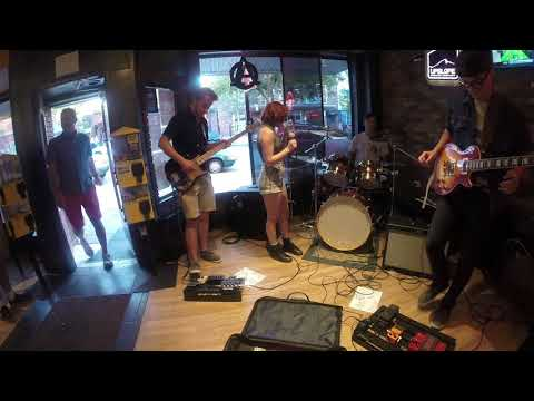 Toy Dinosaur, Illegal Pete's, July 15, 2017 Set Two
