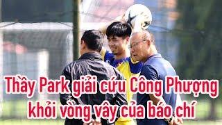 Công Phượng được giải cứu - GDKT Gede hiến kế cho thầy Park vs Thái Lan