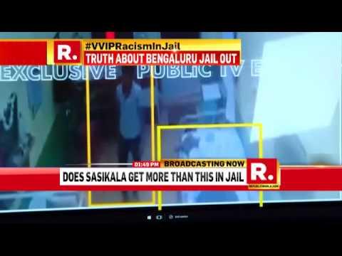 Abdul Karim Telgi gets VVIP treatment | Republic TV