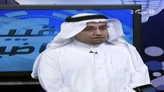 مقابلة رئيس مجلس إدارة نادي السلام 1 الحقيبة الرياضية 19 8 1435