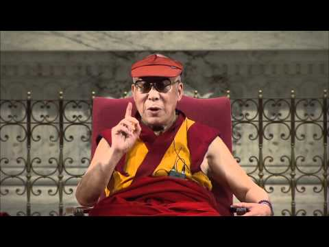 Harry's Last Lecture on a Meaningful Life: The Dalai Lama