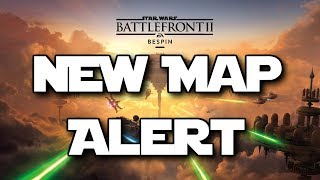 NEW MAP! Official BESPIN Gameplay & New Progression System Footage! Star Wars Battlefront 2!