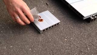 Террасная доска Legro(Свойство европейской террасной доски Legro от компании Woodplast., 2013-11-12T14:49:01.000Z)
