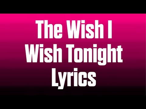 Barbie a Perfect Christmas - The Wish I Wish Tonight (Lyric Video)