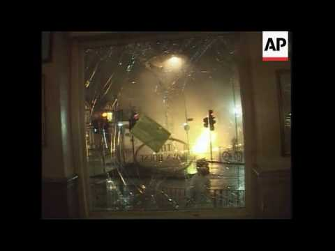 Dramatic Shots Immediately After London Bombing