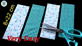 NEW Very Easy Face Mask Very Breathable Face Mask Very Simple Face Mask Sewing Tutorial