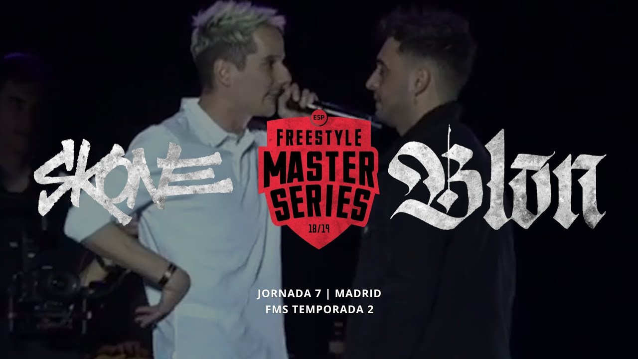 SKONE VS BLON FMS MADRID Jornada 7 Oficial