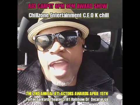 CALLING ALL ACTORS!!!! WORLDWIDE THE 2ND ANNUAL ATL ACTORS AWARDS APRIL 15TH SUN RED CARPET 8PM 9PM