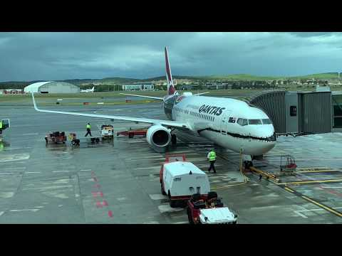 TRIP REPORT   737kmh On Flight 737   Canberra (CBR) - Adelaide (ADL)   Economy