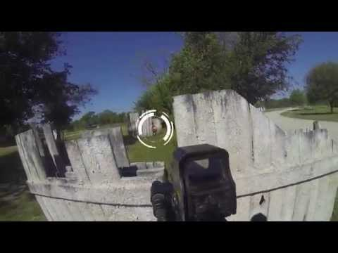 DFWAP 5/3/14 | AIRSOFT ACTION! | KWA MP7, WE P-Virus