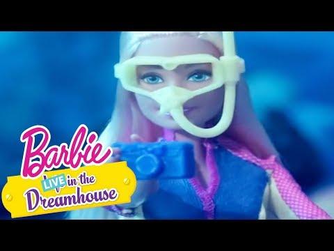 Barbie Deutsch | Schwestern Ahoi  | Barbie LIVE! In The Dreamhouse | Barbie Videos für Kinder
