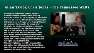 Allan Taylor, Chris Jones - The Tennessee Waltz
