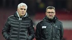 1.FC NÜRNBERG: Trainer Michael Köllner gefeuert, Mintal übernimmt