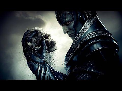 X-Men: Apocalypse   Metallica   The Four Horsemen   \,,/(◣_◢)\,,/