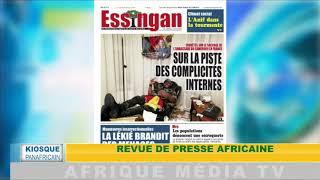 KIOSQUE PANAFRICAIN DU 04  02 2019