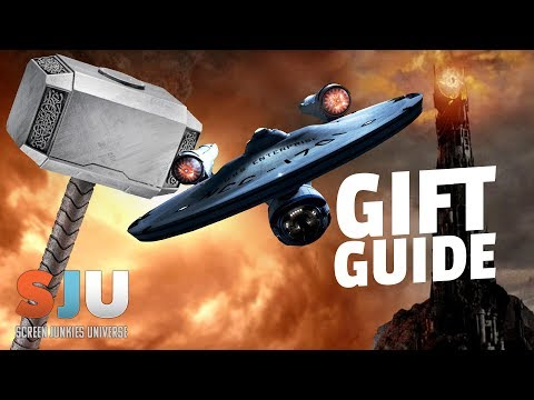 The Screen Junkies Gift Guide!  SJU