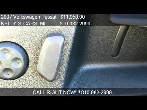 2007 Volkswagen Passat 2.0T Wolfsburg Edition - for sale in