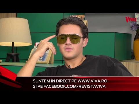 Mario Fresh este invitatul zilei la Interviurile VIVA!