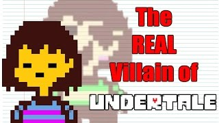 UNDERTALE: Chara's True Form Revealed!