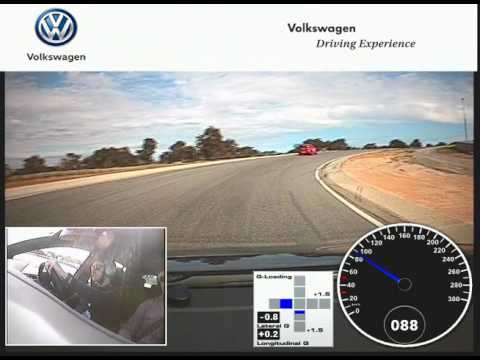 Volkswagen Driving Experience - Perth 2016: Golf R
