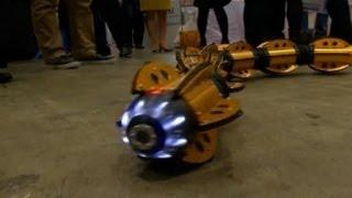 Pameran Robot Terbesar Dunia di Tokyo