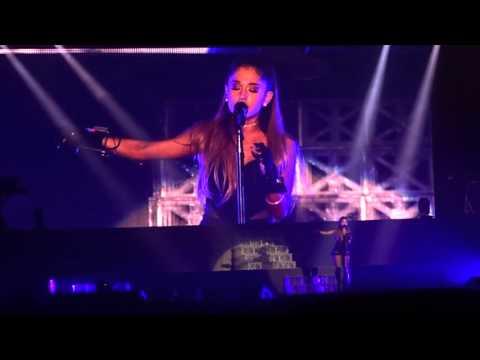 Ariana Grande Hide And Seek @ El Paso County Coliseum 10/15/15