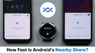 Android Nearby Share - Speed Test, How to Use, Activate & More