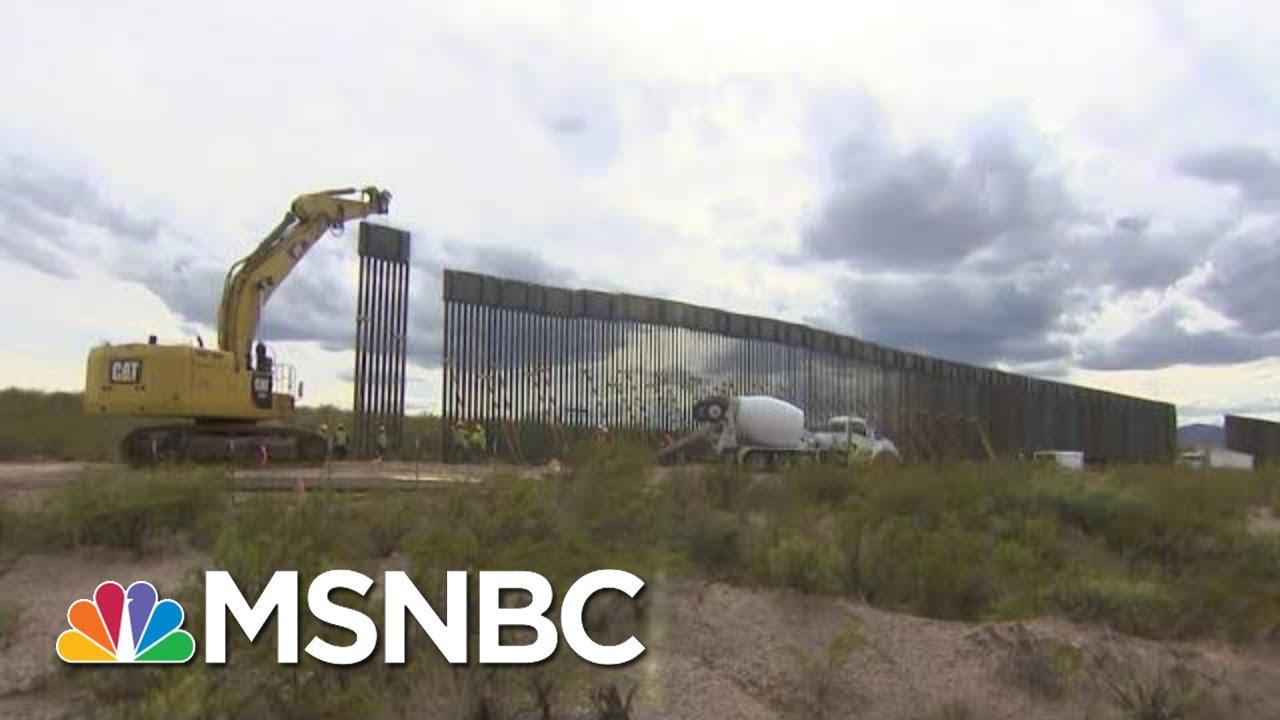 Arizona Ranchers Discuss The Impact Of Trump's Border Wall | Craig Melvin | MSNBC