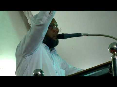 Hubbul Rasool speech C A Nasar Musliyar punnapra