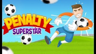 Penalty Superstar Full Gameplay Walkthrough