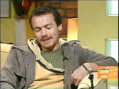 Damien Rice - TV3 Interview + Lonely Soldier Dec 24 2004