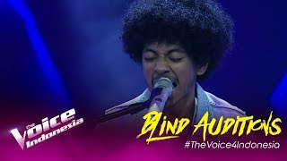 Joy - 6, 8, 12   Blind Auditions   The Voice Indonesia GTV 2019