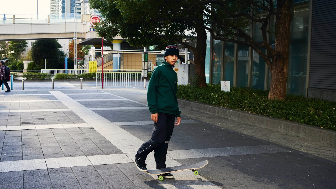 SKATERS WEEKEND IN THE CITY
