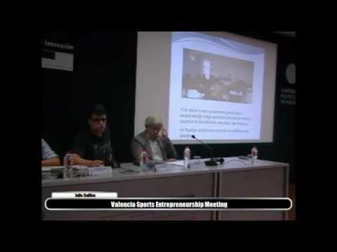 VALENCIA SPORTS ENTREPRENEURSHIP MEETING