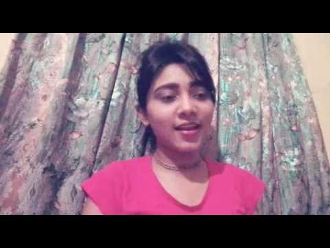 Humnasheen ghazal album song.. Naam likh kar by Swarnima Debnath