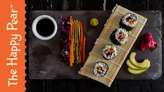 Vegan Sushi | CHEAP EASY VEGAN