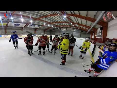 HOHA - hokejový trénink s Radkem HUbáčkem 14.9.2018