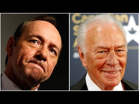 "Kevin Spacey wiped from upcoming movie ""All the Money in the World"""