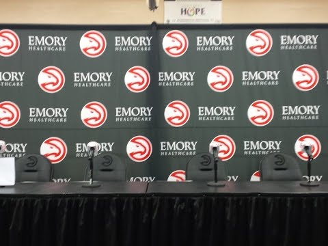 Hawks to formally introduce Dwight Howard as newest member
