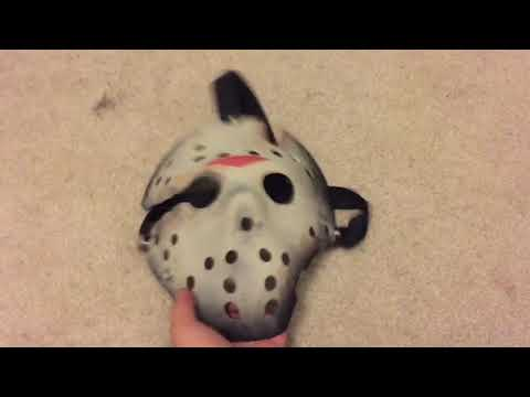 Friday The 13th Part 9 Jason's hockey mask