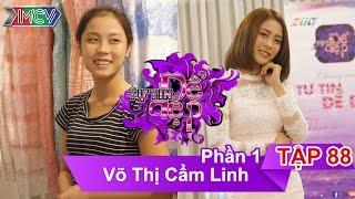 Chị Võ Thị Cẩm Linh   TTDD - Tập 88   Phần 1   13/08/2016