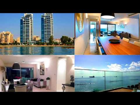 SEAFRONT FLAT FOR SALE IN LIMASSOL - CYPRUS